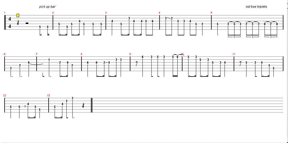 Sex type thing stone temple pilots chords